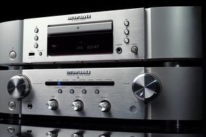 Marantz PM6007 và CD6007 - Combo ampli và đầu đọc đáng mua dưới 40 triệu đồng