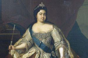 Chuyện hoàng hậu lẳng lơ của vua Pie Đại đế