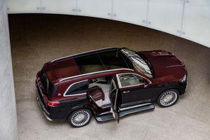 Khám phá SUV hạng sang Mercedes-Maybach GLS 600 2021, giá gần 5 tỷ đồng