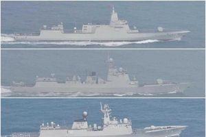 Giữa lúc căng thẳng, Trung Quốc đưa tàu vạn tấn vào biển Nhật Bản, Nhật trang bị thêm tàu khủng