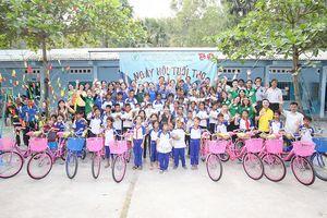 Sôi nổi 'Ngày hội tuổi thơ' năm 2021 ở Tịnh Biên