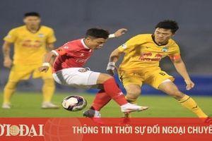 Lịch thi đấu vòng 5 V-League 2021: HAGL đại chiến Viettel