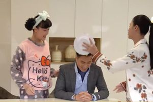 'Hướng dương ngược nắng' tập 43: Hoàng bị Minh đổ đĩa mỳ lên đầu