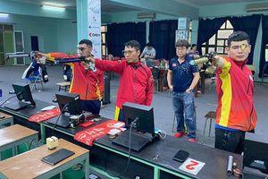 Bắn súng Việt Nam lỗi hẹn với Olympic Tokyo 2021