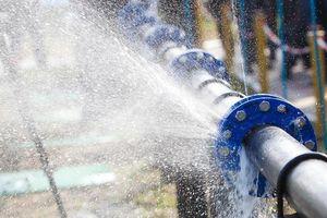 Chống lãng phí nước bằng thiết bị tự ngắt khi hệ thống gặp sự cố