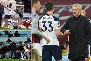 Vết sẹo và đội bóng biết xấu hổ của Mourinho