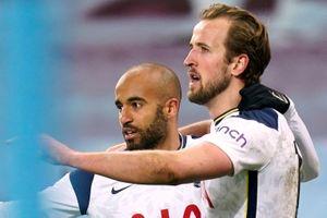 Tottenham lấy vị trí thứ 6 của Liverpool