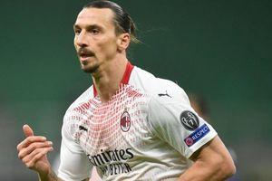 Ibrahimovic tạo cột mốc lịch sử