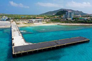 Cảng biển 257 tỷ đồng đặt sai vị trí?