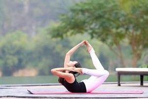 Cải thiện sức khỏe với bài tập từ trung tâm yoga Trần Lan Anh