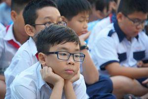 Dự kiến ngày 12/6 khảo sát vào lớp 6 chuyên Trần Đại Nghĩa