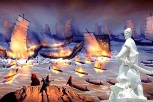Người hiến kế bày trận trên sông Bạch Đằng đánh giặc là ai?