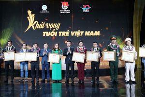 Vinh danh 10 gương mặt trẻ Việt Nam tiêu biểu năm 2020