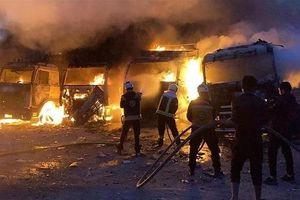 Tình hình chiến sự Syria mới nhất ngày 22/3: Nga lại xả tên lửa vào phiến quân làm cả dân thường thiệt mạng