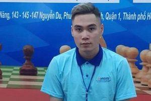 Vận động viên Hà Nội giành HCV cờ chớp tại giải Cờ vua Vô địch quốc gia 2021