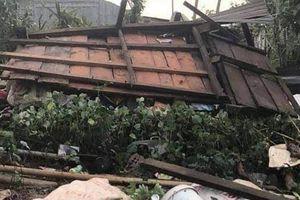 Lốc xoáy khiến 1 người tử vong, 2 người bị thương ở Lâm Đồng