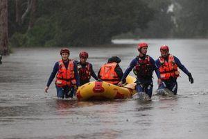 Australia sơ tán hàng nghìn người dân, do… lũ lụt tồi tệ nhất 60 năm qua