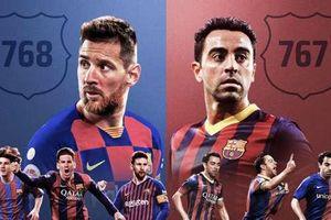 Messi lập kỷ lục ghi bàn, đồng đội cũ tấm tắc 'anh ấy là người giỏi nhất'
