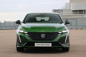 Peugeot 308 2021 vừa ra mắt có thiết kế đẹp và nội thất sang trọng