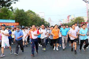 Cần Thơ hưởng ứng Ngày chạy Olympic vì sức khỏe toàn dân