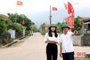 Ông bí thư '2 trong 1' khơi sức dân xây dựng đô thị văn minh ở phía Nam Hà Tĩnh