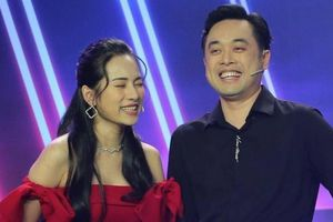 Bà xã Dương Khắc Linh: Gặp anh Linh, tôi gật gật thôi là sinh 2 đứa con