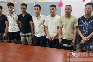 TP Hồ Chí Minh: Bắt nhóm cho vay nặng lãi trên 800%/năm