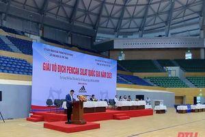 Giải vô địch Pencak Silat toàn quốc chính thức khởi tranh tại Đà Nẵng