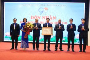 Đoàn Than và Đoàn TN Tập đoàn TKV: Kỷ niệm 90 năm ngày thành lập Đoàn TNCS Hồ Chí Minh