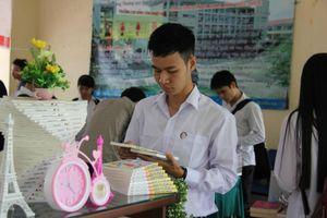 Trường Cao đẳng Công nghiệp Huế: Phát triển văn hóa đọc - Khơi dậy khát vọng cho sinh viên