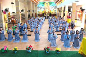 Đồng Nai: Tổ chức khóa tu 'Một ngày phúc lạc' tại chùa Trúc Lâm Viên Nghiêm