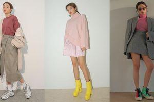 Nâng tầm phong cách cùng 4 gợi ý phối đồ màu hồng cho các cô nàng chuộng mốt