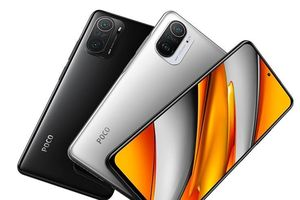 Poco ra mắt smartphone kết nối 5G, giá dưới 10 triệu đồng