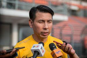 Tan Cheng Hoe: 'Malaysia tập luyện và chiến đấu thôi'