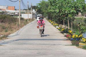 Vũng Tàu: Bờ kênh 'đổi sắc' nhờ đường hoa xã hội hóa