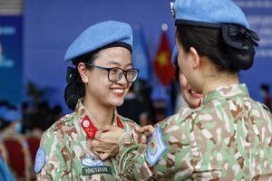 18 y bác sĩ tình nguyện trở lại Nam Sudan gìn giữ hòa bình LHQ