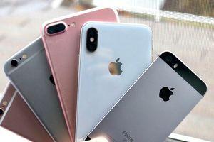 iPhone XS cũ về mức giá tốt