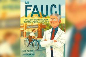 Sách về bác sĩ bệnh truyền nhiễm hàng đầu Mỹ