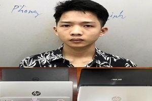 TP Hồ Chí Minh: Bắt được kẻ trộm 5 máy tính xách tay tại Công ty Tài chính VietBank