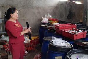 Hàng trăm tấn hải sản tồn kho sau sự cố Formosa chưa được tiêu hủy