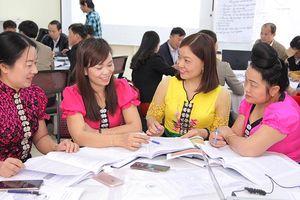 Nâng cao hiệu quả bồi dưỡng, tập huấn giáo viên