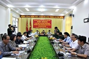Bộ CHQS tỉnh Quảng Ngãi ký kết công tác phối hợp tuyên truyền với các cơ quan báo chí
