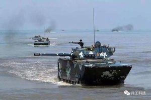 Tử huyệt trên xe chiến đấu đổ bộ Type 05 của Trung Quốc