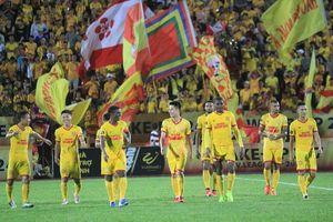 Đánh bại Bình Định, Nam Định có chiến thắng thứ 2 kề từ đấu giải