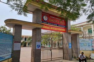 Chủ tịch quận Hải An (Hải Phòng) chỉ đạo 'nóng' vụ chuyển đổi 2 điểm trường