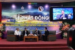 Khí tượng Việt Nam phối hợp với quốc tế, nâng cao năng lực dự báo