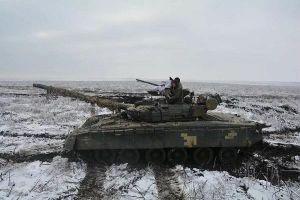 Ukraine tiếp tục tăng cường vũ trang tới Donbass