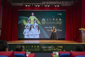 Miss University NHG 2021: Không chỉ là cuộc thi sắc đẹp