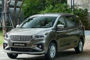 Giá xe Suzuki mới nhất tại Việt Nam: Suzuki Ertiga nhận ưu đãi 45 triệu đồng, đối thủ của Toyota Avanza