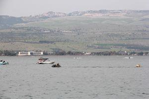 Biển hồ Galilee - hồ nước ngọt lớn nhất ở Israel